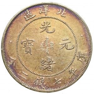 China, Chihli, 1 dollar 1899 - RARE WARIANT 29 !