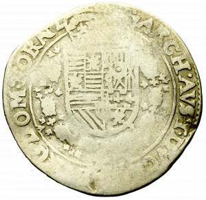 Spanish Netherlands, 1/4 patagon without date