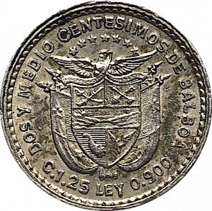 Panama, 10-1/2 centima 1904