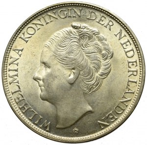 Niderlandy, 2-1/2 guldena 1944
