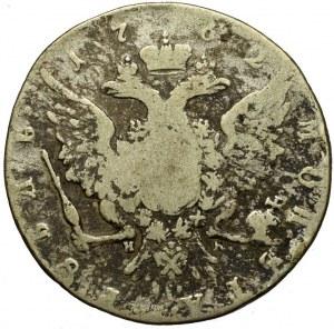 Russia, Peter III, Ruble 1762 Saint Petersburg