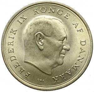Denmark, 10 kroner 1967