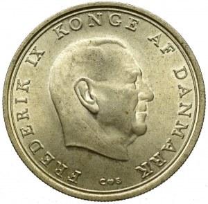 Denmark, 10 kroner 1968