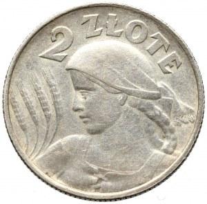 II Republic of Poland, 2 zloty 1924, Brimingham