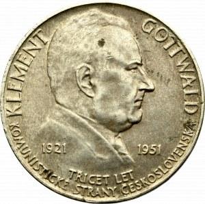 Czechosłowacja, 100 koron 1951