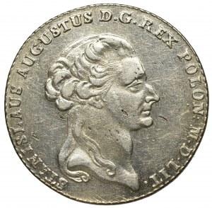 Stanisław August Poniatowski, Talar 6-złotowy 1795