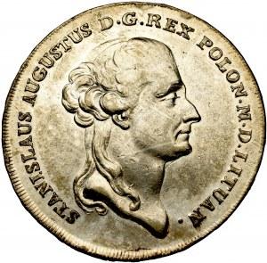 Stanislaus Augustus, Thaler 1788