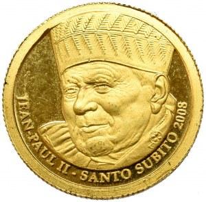 Kongo, 25 francs 2008