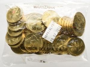 III RP, Woreczek menniczy 2 złote 2014 Konik Polski