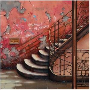 Jan Stokfisz-Delarue, Redstairs