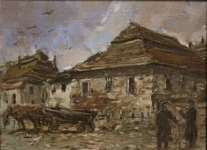 Józef Panfil, Żydzi w Kazimierzu