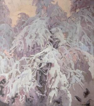 Stanisław Gałek (1876 Mokrzyska - 1961 Zakopane), Zimowa bajka