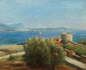 Henryk Hayden (1883 Warszawa - 1970 Paryż), Fort Balaguier, lata 30. XX w.