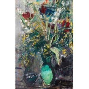 Zygmunt Menkes (1896 Lwów - 1986 Riverdale), Mimoza i tulipany