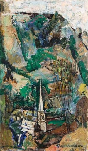 Joseph Pressmane (1904 Beresteczko- 1967 Paryż), Alpy