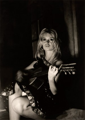 Jean BARTHET, Brigitte Bardot, lata 60. XX w.