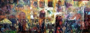 Krzysztof Ludwin, Włoskie klimaty. Zapomniane domy II, 2020