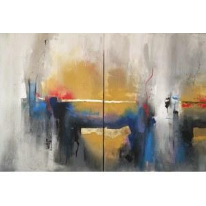 Małgorzata PABIS, Color Touch, 2020 r.