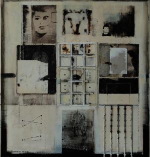 Magdalena Daniec (1974), Collage wspomnień (2015)