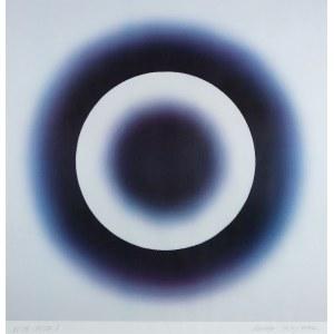 Wojciech Fangor, M74, ed. 38/ 120II, 1968-2002