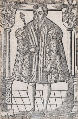 KRÓL ZYGMUNT AUGUST, 1597