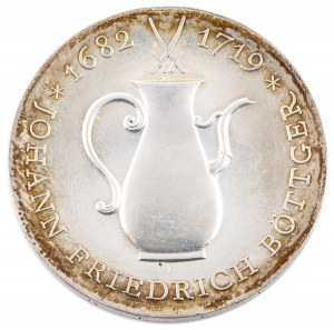 10 marek, Johann Friedrich Böttger, NRD, 1969