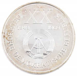 Medal Wilhelm Pieck, NRD, 1969