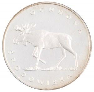 100 zł, Ochrona Środowiska - Łoś, 1978