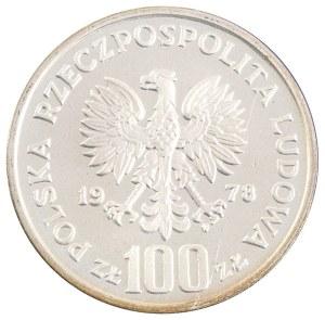 100 zł, Ochrona Środowiska - Bóbr, 1978
