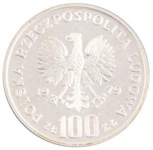 100 zł, Ochrona Środowiska - Kozica, 1979
