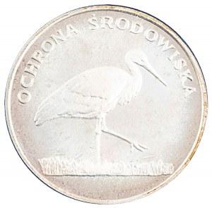 100 zł, Ochrona Środowiska - Bocian, 1982