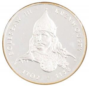 200 zł, Bolesław Krzywousty, 1982