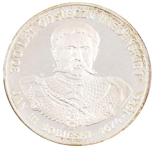 200 zł, Jan III Sobieski, 1983