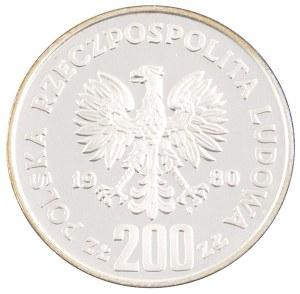 200 zł, Lake Placid, 1980