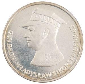 100 zł, Władysław Sikorski, 1981