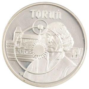 5000 zł, Toruń - Mikołaj Kopernik, 1989