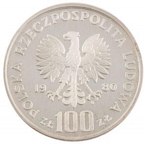 100 zł, Jan Kochanowski, 1980