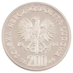 200 zł, Sarajewo, 1984