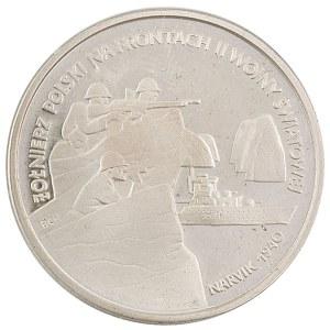 100 000 zł, Narvik 1940, 1991