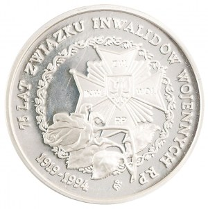 200 000 zł, 75 Lat Związku Inwalidów Wojennych RP, 1994