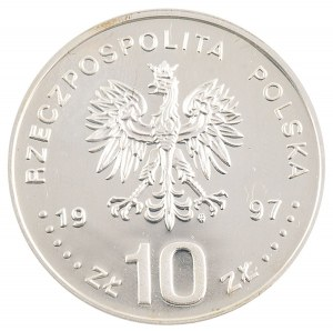 10 zł, Paweł Edmund Strzelecki, 1997