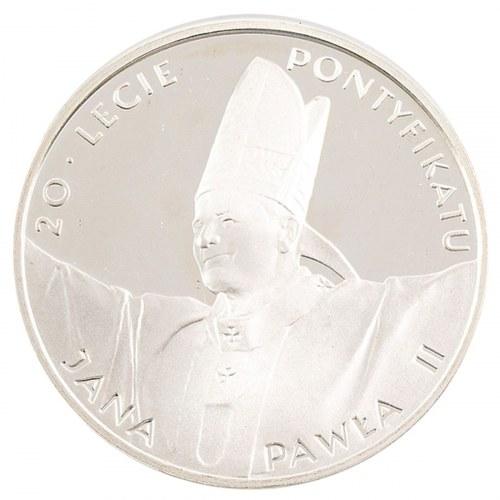 10 zł, 20-lecie Pontyfikatu Jana Pawła II, 1998