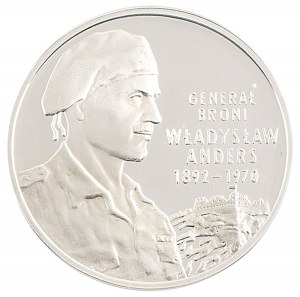 10 zł, Gen. Władysław Anders, 2002