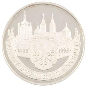 20 zł, 500 Lat Województwa Płockiego, 1995