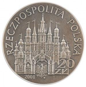 20 zł, Kolędnicy, 2001