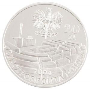 20 zł, 15-lecie Senatu III RP, 2004
