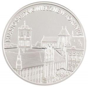 20 zł, Miasto Średniowieczne w Toruniu, 2007