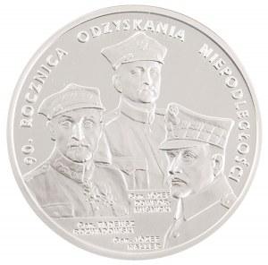 20 zł, 90. Rocznica Odzyskania Niepodległości, 2008