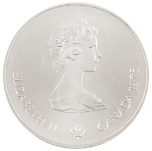 10 dolarów, XXI Olimpiada - Żeglarstwo, Kanada, 1975