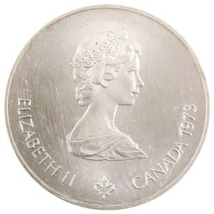 5 dolarów, XXI Olimpiada - Kanada, Kanada, 1973